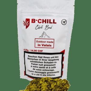 Fleurs de CBD - Chill Bud - 4,20gr - B-CHILL 1