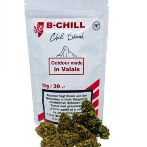 Fleurs de CBD - Chill Skunk - 10gr - B-CHILL