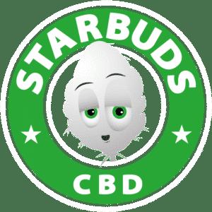 logo starbuds cbd