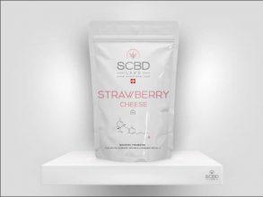Fleurs de CBD - Strawberry Cheese - SCBD Lab